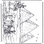 Diverse - Pyramids in Egypt