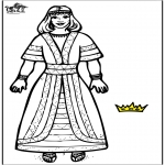 Bibel-malesider - Queen Esther 2