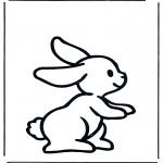 Dyre-malesider - Rabbit 1