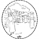 Bibel-malesider - Rebecca 1