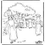 Bibel-malesider - Rebecca 2