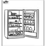 Diverse - Refrigerator