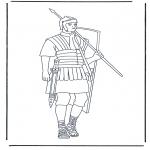 Diverse - Roman soldier 1