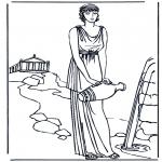 Diverse - Roman woman 1