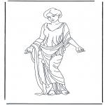 Diverse - Roman woman 2