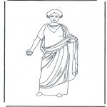 Diverse - Roman woman 3
