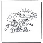 Sjove figurer - Rugrats 3
