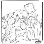 Bibel-malesider - Ruth 1