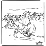 Bibel-malesider - Ruth 2