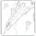 Diverse - Saab J 35 F Draken