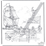 Diverse - Sailing ship 2