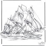 Diverse - Sailing ship 3