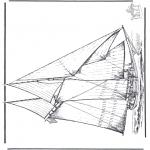 Diverse - Sailing ship 4