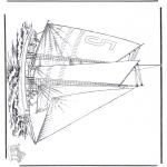 Diverse - Sailing ship 5