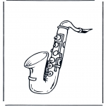 Diverse - Saxophone