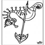 Dyre-malesider - Seahorse