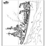 Diverse - Ship 2