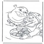 Sjove figurer - Shrek 2