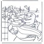 Sjove figurer - Shrek 3