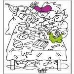 Prik-kort - Sinterklaas 53