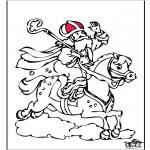 Prik-kort - Sinterklaas 58