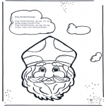 Prik-kort - Sinterklaas liedje 4