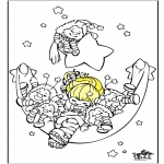 Børne-malesider - Sleep 2