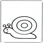 Dyre-malesider - Snail 1