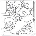 Jule-malesider - Sneaky Santa Claus