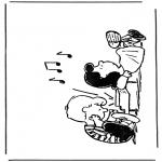 Sjove figurer - Snoopy 2
