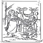 Sjove figurer - Snow White 1