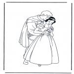 Sjove figurer - Snow White 12