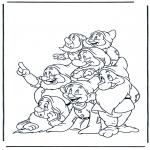 Sjove figurer - Snow White 13