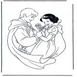 Sjove figurer - Snow White 2