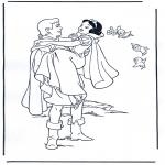 Sjove figurer - Snow White 4