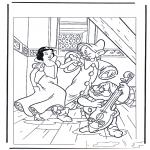 Sjove figurer - Snow White 6