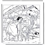 Sjove figurer - Snow White 7