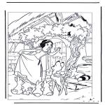 Sjove figurer - Snow White 8