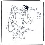 Sjove figurer - Snow White 9
