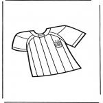 Diverse - Soccer t-shirt