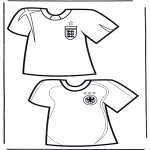 Diverse - Soccer t-shirts 2