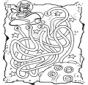 Space labyrinth