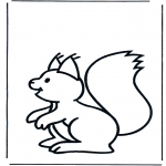 Dyre-malesider - Squirrel 1