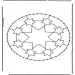 Sy-kort - Stitchingcard 4