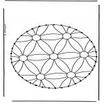 Sy-kort - Stitchingcard 5