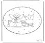 Stitchingcard angel
