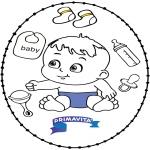 Tema-malesider - Stitchingcard baby 2