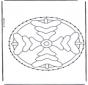 Stitchingcard mandala 4