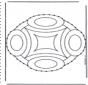 Stitchingcard mandala 9
