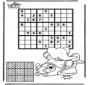 Sudoku Airplane